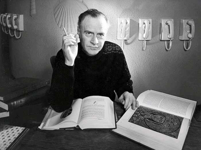 Marshall McLuhan, Thank you so much!