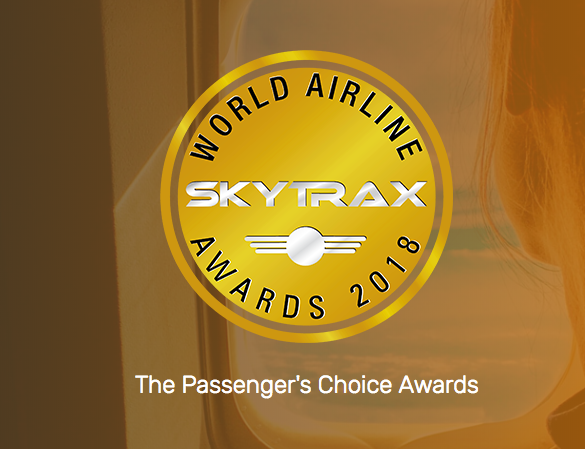 Skytrax Awards 2018: Air Canada and Air Transat lend wings to Canada