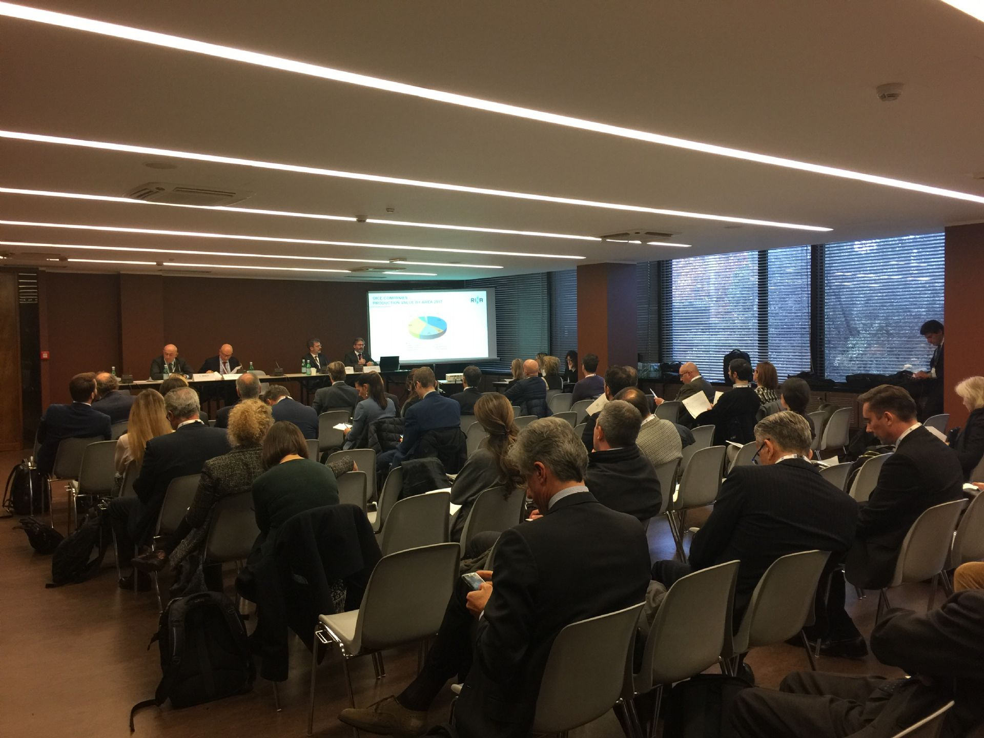 CONFERENCE AT CONFINDUSTRIA. ONE YEAR OF CETA FOR CANADA - EU RELATIONSHIPS: NUMBERS AND PERSPECTIVES, THE STRATEGIC AREAS OF THE AGREEMENT, THE ADVANTAGES FOR ITALIAN COMPANIES