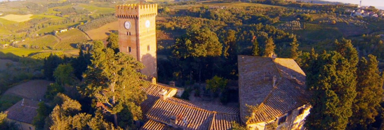Castello Sonnino International Education Centre in Tuscany (Italy)