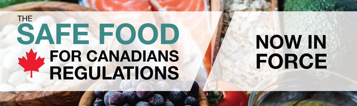 Safe Food for Canadian Regulations  - FREE SEMINAR IN TORONTO
