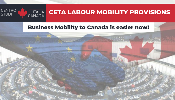 Labour mobility: CETA in the name of innovation