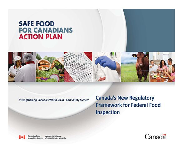 Safe Food for Canadian Regulations. Come evitare il blocco delle merci