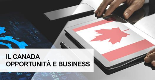 Webinar Business Opportunities in Canada with Paolo Quattrocchi
