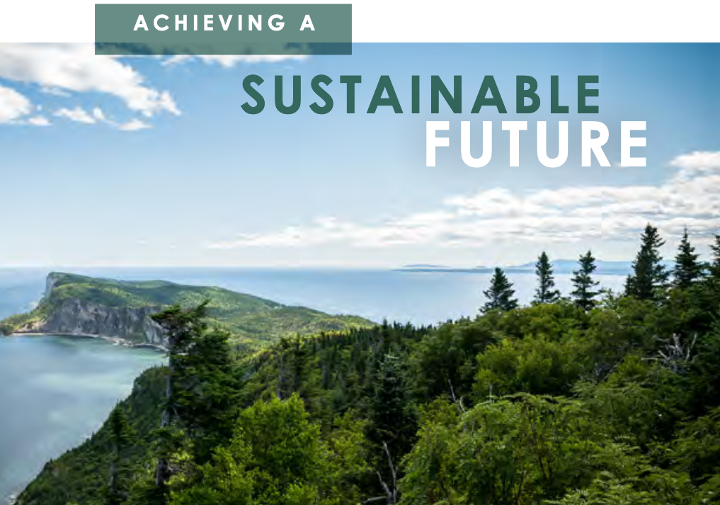 Why Canada's Sustainable Development Strategy can become a model