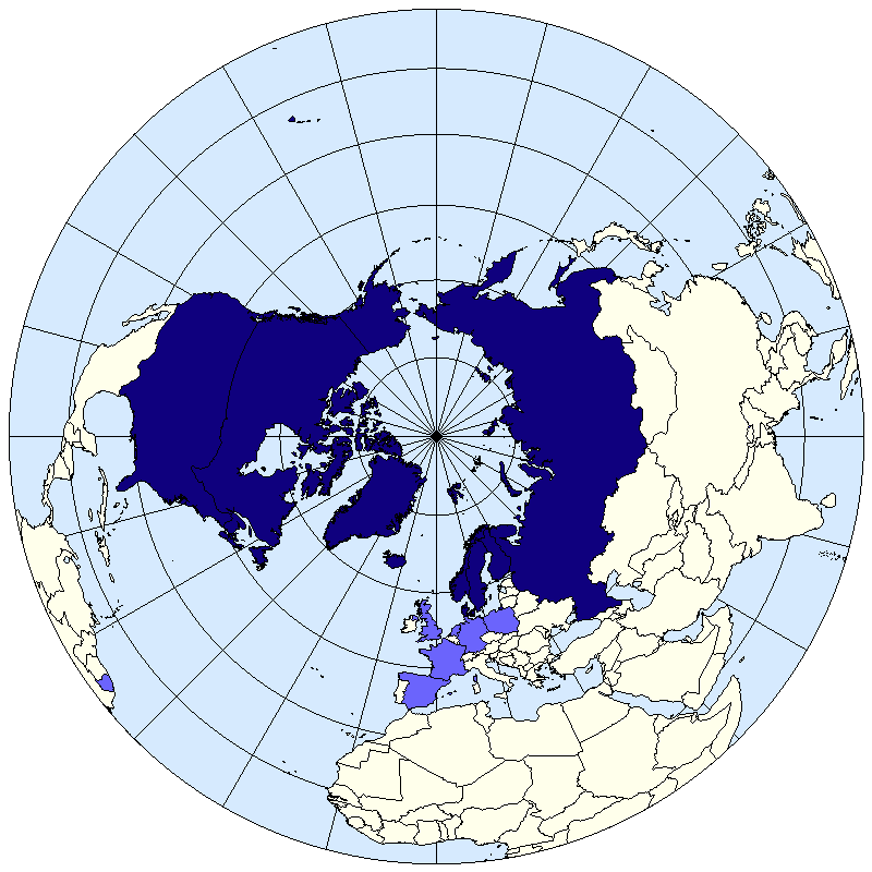 Why the Arctic is becoming the most strategic area in the world