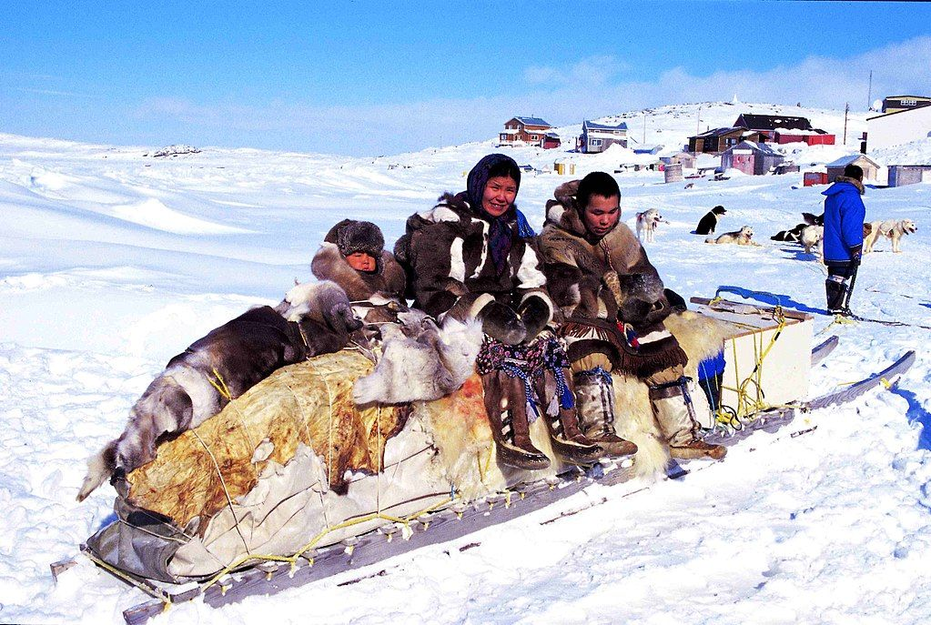 Sovereignty in the Arctic (Part II): the indigenous peoples of Canada